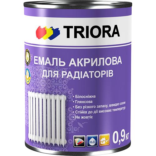 эмаль акриловая для радиаторов