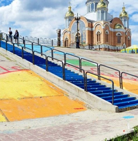 В Киеве появится вторая «европейская лестница»