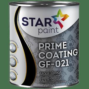 Грунтовка антикоррозионная ГФ-021 STAR Paint