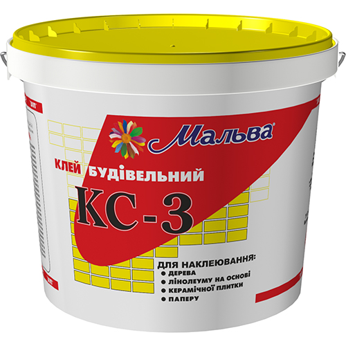 клей строительный кс-3