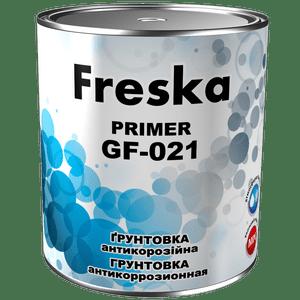 Грунтовка антикоррозионная ГФ-021 Freska