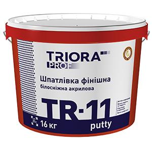 tr-11 putty