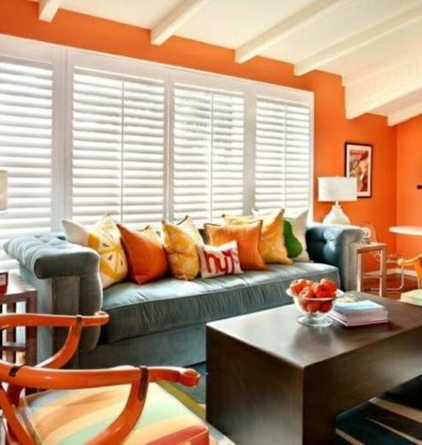 Пол, стены и потолок – как их сочетать друг с другом?