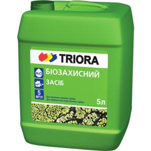 Что такое биозащитное средство TRIORA