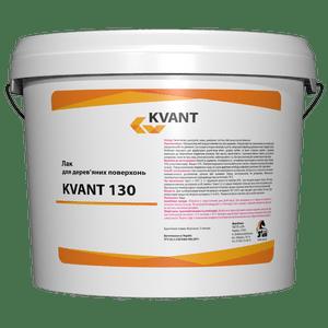 Лак для деревянных поверхностей KVANT-130