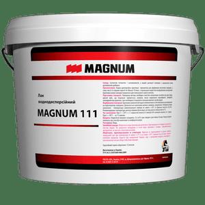 Лак воднодисперсионный Magnum 111