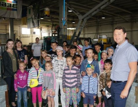 Как ЗИП День защиты детей отмечал