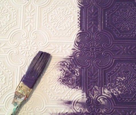 краска или обои для стен что выбрать