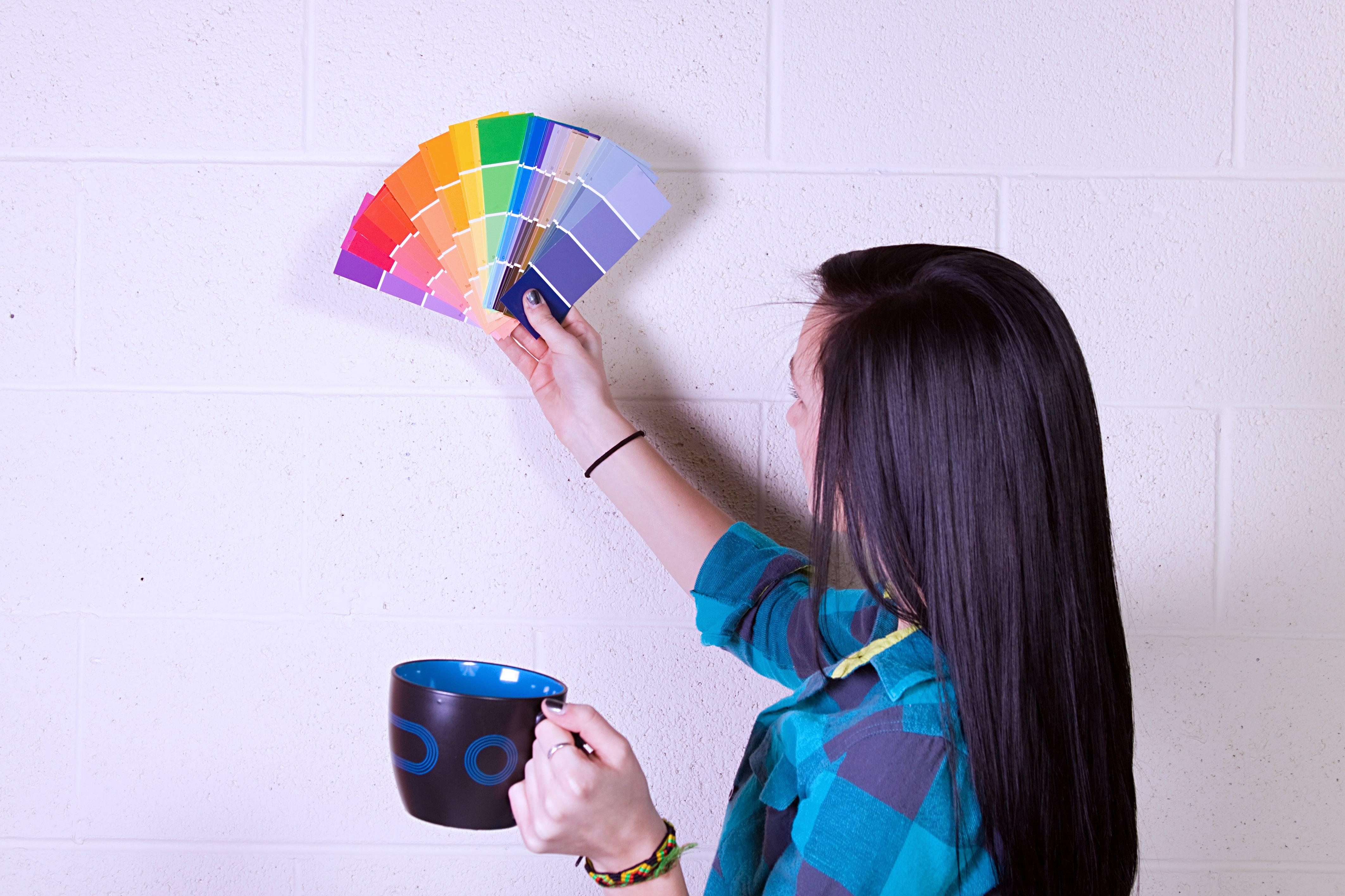 какие цвета для стен выбрать